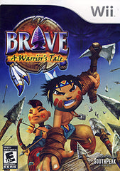 Brave - A Warrior's Tale (NINTENDO WII)