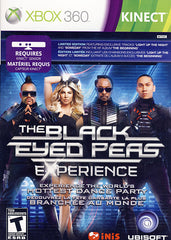 The Black Eyed Peas - Experience (Kinect) (Bilingual Cover) (XBOX360)