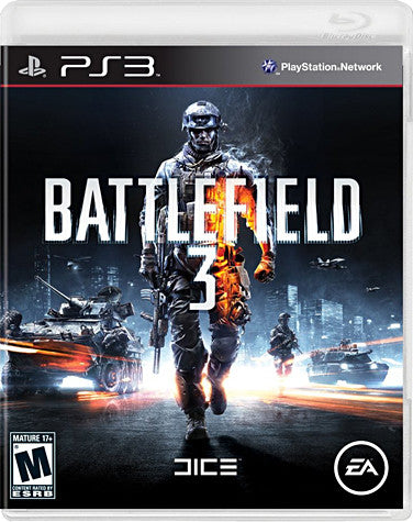 Battlefield 3 (Bilingual Cover) (PLAYSTATION3) PLAYSTATION3 Game