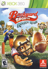 Backyard Sports Football - Rookie Rush (XBOX360)