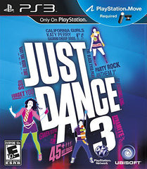 Just Dance 3 (Playstation Move) (Bilingual Cover) (PLAYSTATION3)