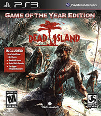 Dead Island (Game of the Year Edition) (PLAYSTATION3)