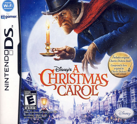 A Christmas Carol (Bilingual Cover) (DS) DS Game