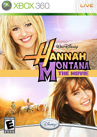 Hannah Montana The Movie (XBOX360) XBOX360 Game