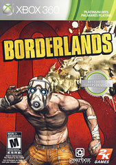 Borderlands (Bilingual Cover) (XBOX360)