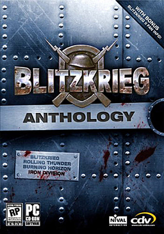 Blitzkrieg Anthology (PC) PC Game