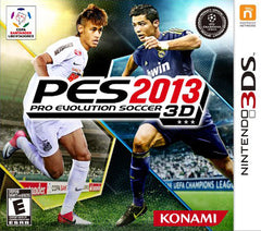 Pro Evolution Soccer 2013 (Trilingual Cover) (3DS)