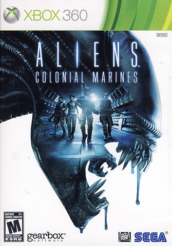 Aliens - Colonial Marines (Bilingual Cover) (XBOX360) XBOX360 Game