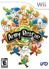 Army Rescue (Bilingual Cover) (NINTENDO WII)