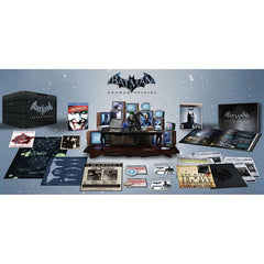 Batman - Arkham Origins (Collector's Edition) (PLAYSTATION3)
