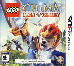 LEGO Legends of Chima - Laval s Journey (Trilingual Cover) (3DS)
