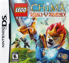 LEGO Legends of Chima - Laval s Journey (Trilingual Cover) (DS)