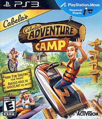 Cabela s Adventure Camp (Bilingual Cover) (PLAYSTATION3)