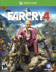Far Cry 4 (Bilingual) (XBOX ONE)