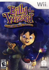 Billy The Wizard (Bilingual Cover) (NINTENDO WII)