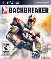 Backbreaker Football (Bilingual Cover) (PLAYSTATION3)