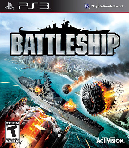 Battleship (PLAYSTATION3) PLAYSTATION3 Game