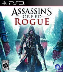 Assassin's Creed - Rogue (Trilingual Cover) (PLAYSTATION3)