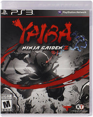 Yaiba - Ninja Gaiden Z (Bilingual Cover) (PLAYSTATION3)