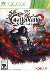 Castlevania - Lords of Shadow 2 (Trilingual Cover) (XBOX360)