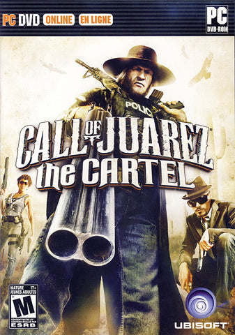 Call of Juarez - The Cartel (Bilingual Cover) (PC) PC Game