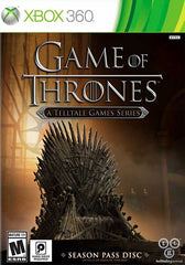 Game of Thrones - A Telltale Games Series (XBOX360)