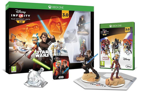 Disney Infinity 3.0 - Star Wars Starter Pack (EU) (XBOX ONE) XBOX ONE Game