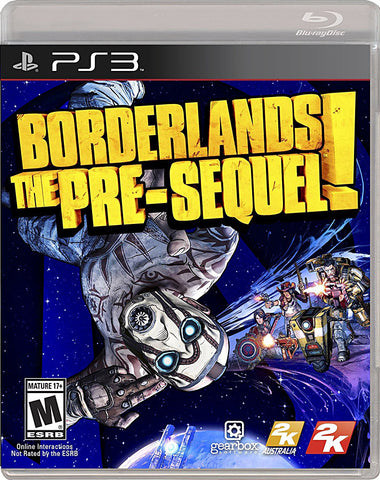 Borderlands - The Pre-Sequel (PLAYSTATION3) PLAYSTATION3 Game