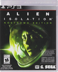 Alien Isolation - Nostromo Edition (PLAYSTATION3)