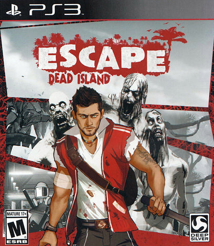 Escape Dead Island (PLAYSTATION3) PLAYSTATION3 Game