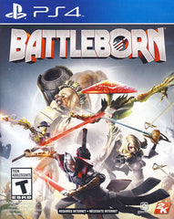 Battleborn (Bilingual Cover) (PLAYSTATION4)