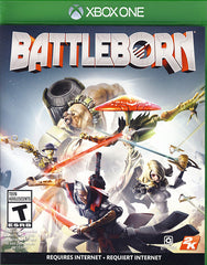 Battleborn (Bilingual Cover) (XBOX ONE)