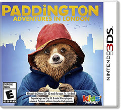 Paddington Adventures In London (3DS)