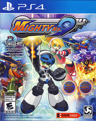 Mighty No.9 (Bilingual) (PLAYSTATION4)