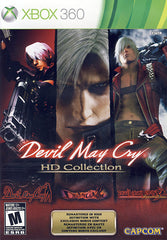Devil May Cry HD Collection (Bilingual Cover) (XBOX360)