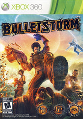 Bulletstorm (Bilingual Cover) (XBOX360)
