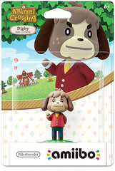 Digby - Animal Crossing Series - Amiibo (Toy) (TOYS)