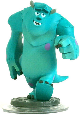 Disney Infinity - Sulley (Loose) (Toy) (TOYS) TOYS Game