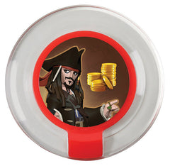 Disney Infinity - Jack Sparrow Pieces Of Eight Power Disc (Toy) (TOYS)