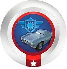 Disney Infinity - Cars C.H.R.O.M.E.'s Armor Shield Power Disc (Toy) (TOYS)
