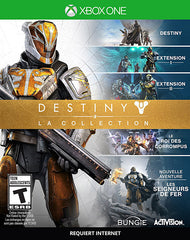 Destiny - The Collection (French Version Only) (XBOX ONE)