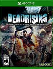 Dead Rising (Bilingual Cover) (XBOX ONE)