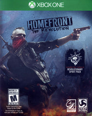 Homefront The Revolution - Steelbook (Bilingual Cover) (XBOX ONE)