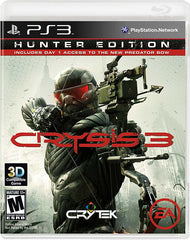 Crysis 3 (Hunter Edition) (PLAYSTATION3)
