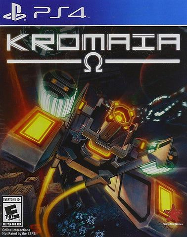 Kromaia (PLAYSTATION4) PLAYSTATION4 Game