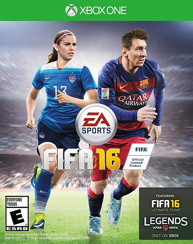 FIFA 16 (XBOX ONE) XBOX ONE Game