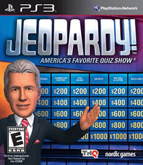 Jeopardy! (PLAYSTATION3)