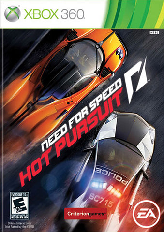 Need for Speed - Hot Pursuit (XBOX360) XBOX360 Game