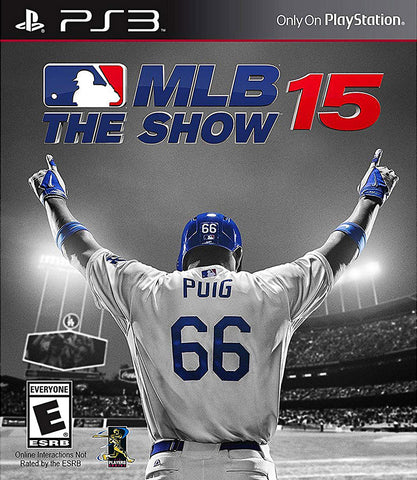 MLB 15 - The Show (PLAYSTATION3) PLAYSTATION3 Game