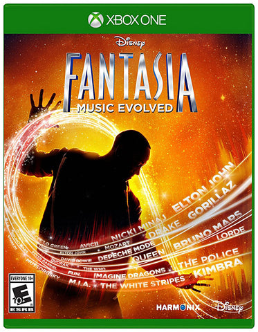 Disney Fantasia: Music Evolved (XBOX ONE) XBOX ONE Game